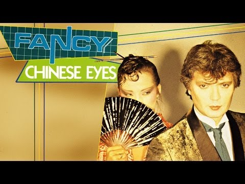 Fancy - Chinese Eyes (1984) [Official Video]