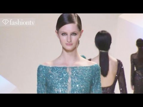 Elie Saab Spring/Summer 2013 Runway Show | Paris Fashion Week | FashionTV