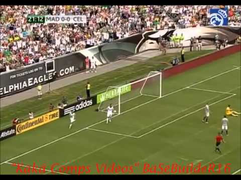Ricardo Kaká vs Celtic de Glasgow Pre-Season 12/13 HD 1080p  By : BaSeBuildeR16
