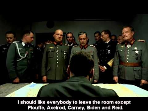 Downfall Parody: Hitler Reveals The True Purpose of ObamaCare
