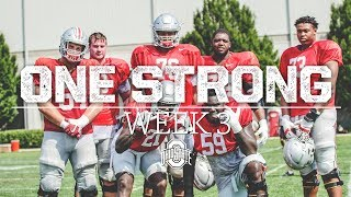2017 Ohio State Football Fall Camp: Week 3 Highlight