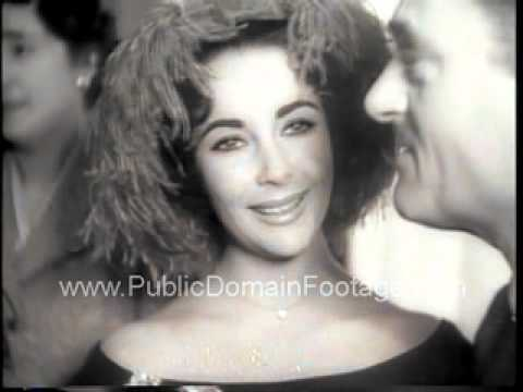 Mike Todd Husband of Elizabeth Taylor Dies in Plane Crash Newsreel PublicDomainfootage.com