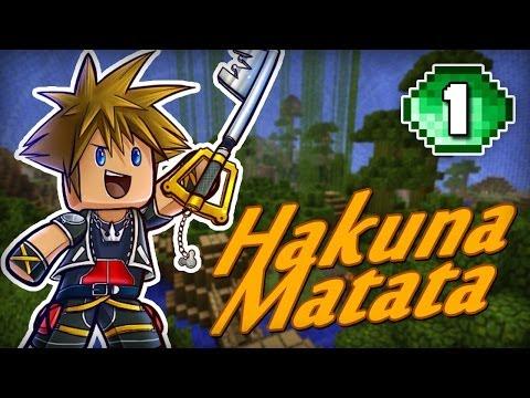 Minecraft Cité dHakuna Matata | Jour 1 : LEnderDragon !