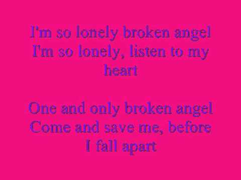 I'm So Lonely (broken Angel) Created By Krupasin video