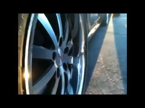 2012 Cadillac CTS - V w/ Vossen Rims