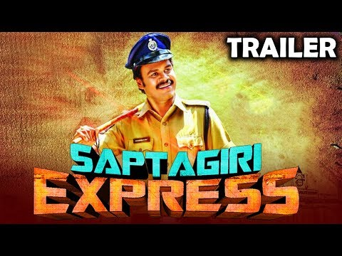 Saptagiri Express (2018) Official Hindi Dubbed Trailer | Saptagiri, Roshni Prakash, Ali
