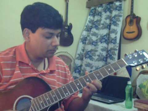 Kya hua tera wada on Guitar