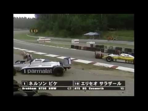 Nelson piquet - Funny moments