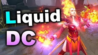 Liquid vs DC - Great GAME! - Kiev Major Mid Groups DOTA 2