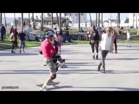Nailed it @cherdleys 😂😂😂 | Shralpin Skateboarding
