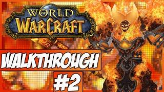 World Of Warcraft Walkthrough Ep.2 w/Angel - Let Duh Juhney Begun Mon'!