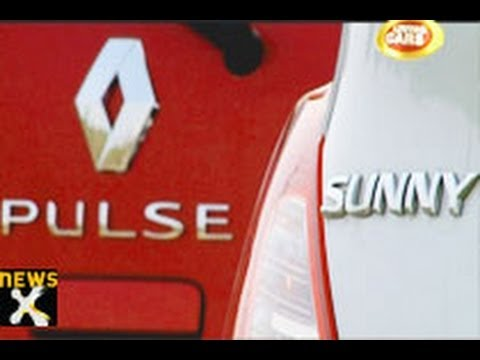 Living Cars: Test drive Renault Pulse, Nissan Sunny diesel - NewsX
