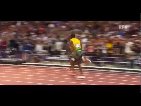 Usain Bolt - Fast As Lightning - 2012 HD