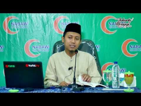 Solusi bebas riba dan keadilan bayar hutang masa lampau - Ustadz Amni Nur Baits