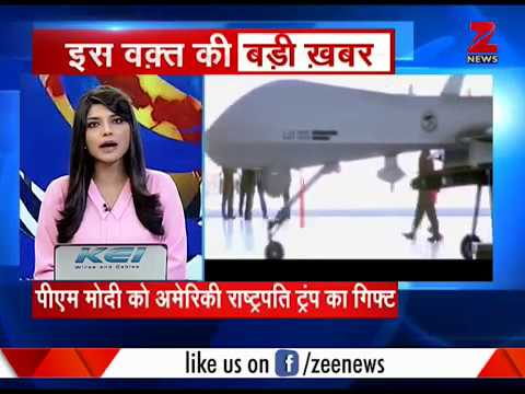 US confirms sale of predator Guardian drones to India