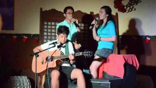 Midnight Jam 2012 - Unwritten by Abe Pojas, Jilly Marzan and MK Gavica