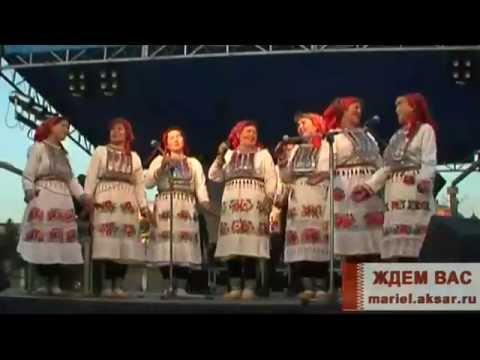 Марийские свадьбы в марий эл видео