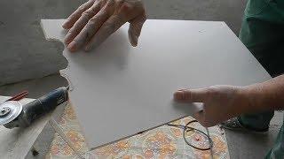 Мощный секрет по укладке плитки