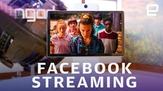 Facebook's streaming box could land in living rooms in October