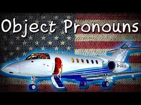 Object Pronouns - Aula Grátis de Inglês do Curso Online Gratuito