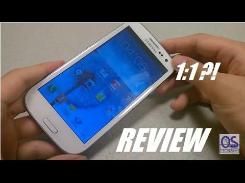 REVIEW: Samsung Galaxy S3 Clone 1:1 - Replica - [2016]
