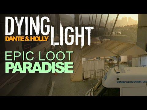 DYING LIGHT ► Hidden Loot Paradise!  Location & A Battle Journal