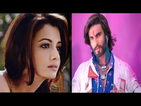 Dia Mirza wants to direct Ranveer Singh   Bollywood News