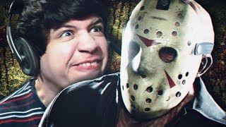 ZOEI O JASON! - Friday the 13th: The Game