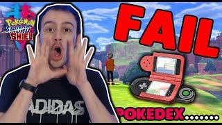 Pokédex INCOMPLETO in Pokémon SPADA & SCUDO [VIDEO CONTRO LE LAMENTELE]