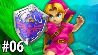 Zelda: Ocarina of Time Randomizer #6 — The Great Shield Disaster