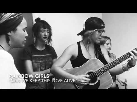 Rainbow Girls | Live on FOLK IS NOT A RUDE WORD | 87.7FM