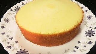 চুলায় প্লেইন কেক তৈরী || vanilla plain cake ।। Bangladeshi cake recipe