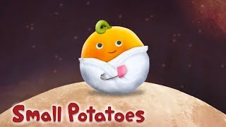 Small Potatoes - Baby on a Moon   Songs for Kids
