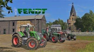 Mod FS17 - Fendt - must have