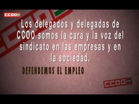 ¿Qué es ser delegado / delegada de CCOO?