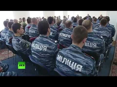 Крымский «Беркут» сохранит свое название в составе МВД России