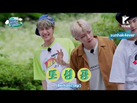 [INDO SUB] Ep 5 Come On! THE BOYZ  Summer Vacation RPG Edition