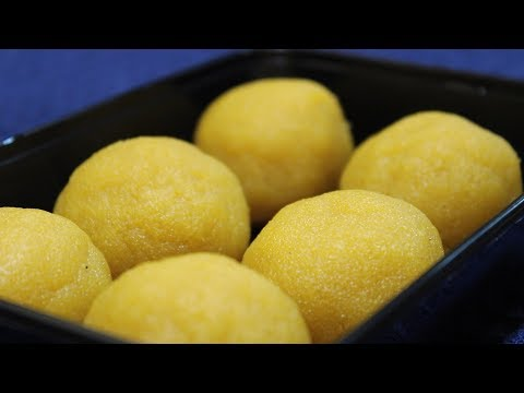 Thokkudu Laddu Recipe | Besan flour ladoo recipe in 20 minutes