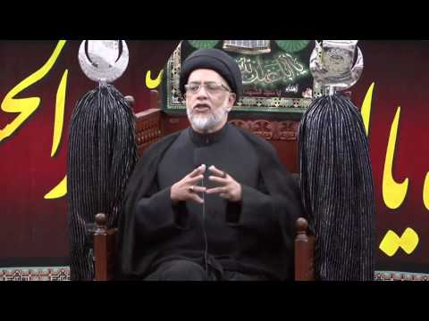 10th Night Of Muharram - Syed Mohammed Naqvi - 10th Muharram 1438