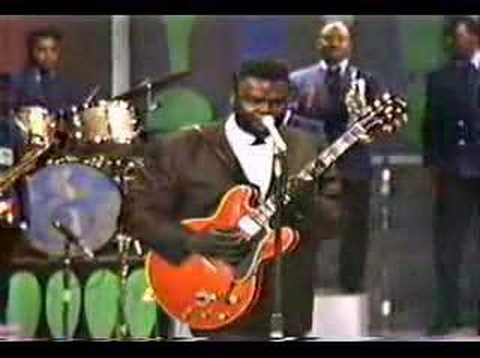 Freddie King - She Put a Whammy On Me