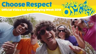 Andy and the Odd Socks - Choose Respect (Official Video)