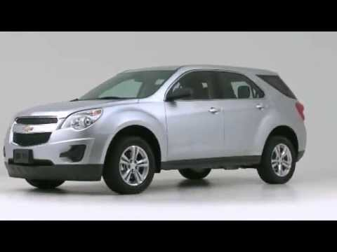 2012 Chevrolet Equinox Video
