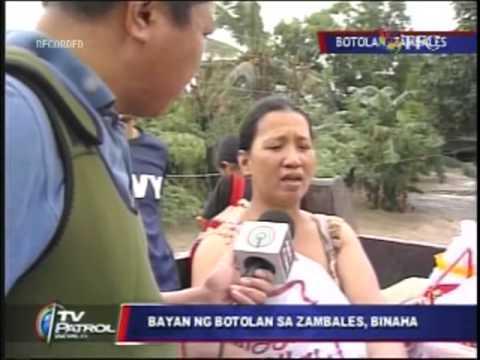 Massive Flooding in Botolan Zambales