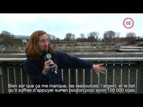 Asher Roth -Interview OFIVE TV
