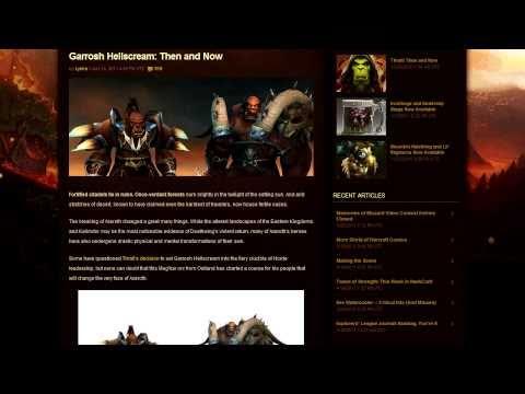 Pulse 76 - World of WarCraft News - The Zandalari Menace, Garrosh Hellscream, Art Updates & More!