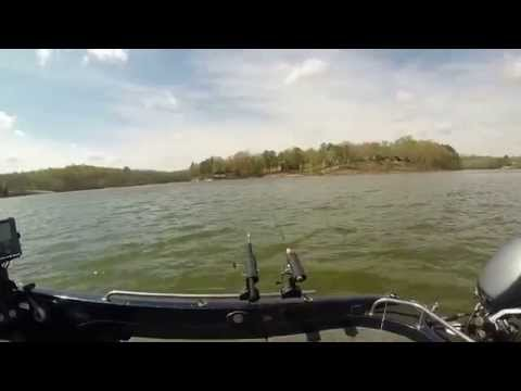 GoPro: Crappie Fishing on Kentucky Lake April 2014