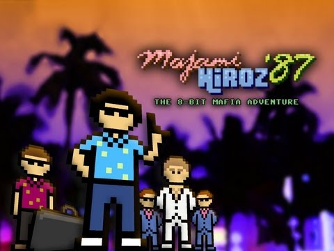 MAJAMI HIROZ  87: The 8-bit Mafia Adventure