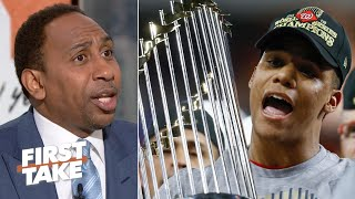 The Astros blew Game 7 to lose the World Series - Stephen A. | First Take