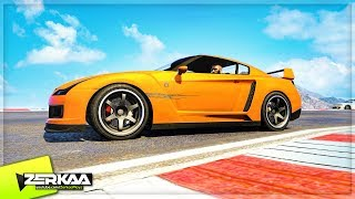 DRIVING ETHAN'S CAR IN GTA!