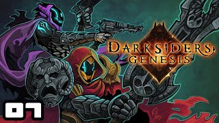 Let's Play Darksiders Genesis [Co-Op] - PC Gameplay Part 7 - Strife's Mysterious Things